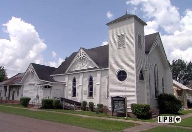St. Peter's United Methodist Church in Donaldsonville