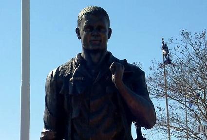 Veterans Memorial Park in Lake Charles