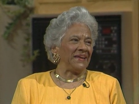 Ched Leah Chase on the first episode of A Taste of Louisiana