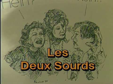 French Play - Les Deux Sourds