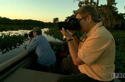Photography Field Trip with C.C. Lockwood in the Atchafalaya Basin