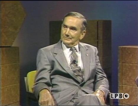 World War II Veteran Louis Picard