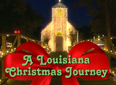 A Louisiana Christmas Journey