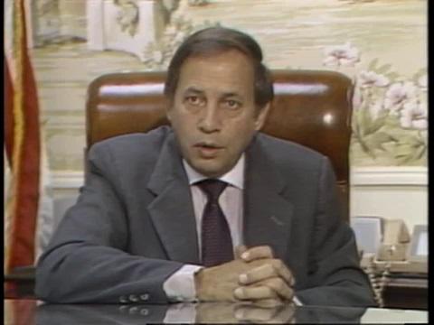 Former Lieutenant Governor Bobby Freeman
