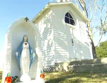 Madonna Chapel in Bayou Goula