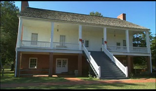 Fort Jesup State Historic Site in Many