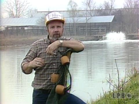 LSU Researcher into Aquaculture