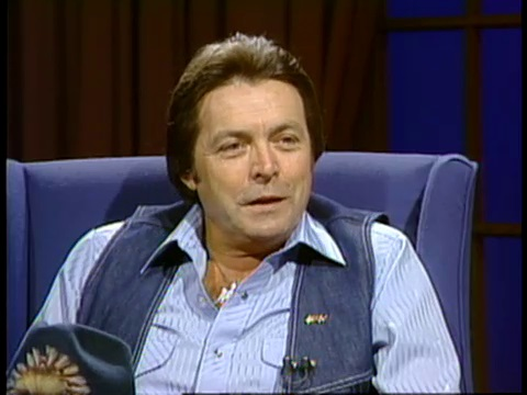Country singer Mickey Gilley