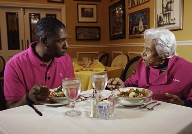 Dr. Howard Conyers and Chef Leah Chase on Nourish