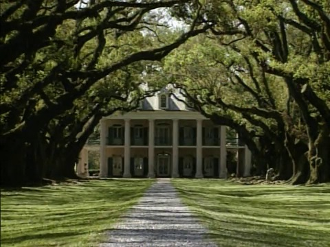 Oak Alley Plantation in Vacherie