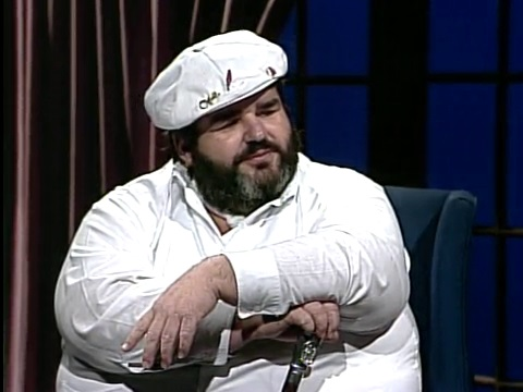 Chef Paul Prudhomme on Louisiana Legends