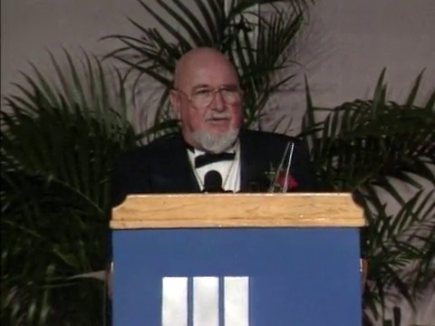 Pete Fountain at the 1993 Louisiana Legends Gala
