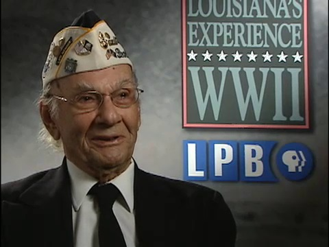 World War II Veteran Philip Serio