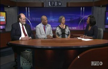 Panel Discussion on 1963 Plaquemine Civil Rights Demonstration