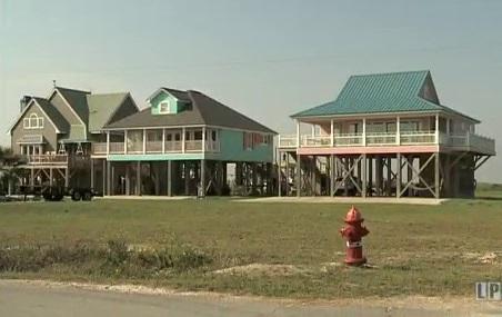 Hurricane Rita, Seven Years Later: Cameron Parish