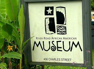 River Road African American Museum in Donaldsonville