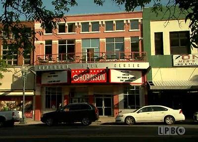 Robinson Film Center in Shreveport