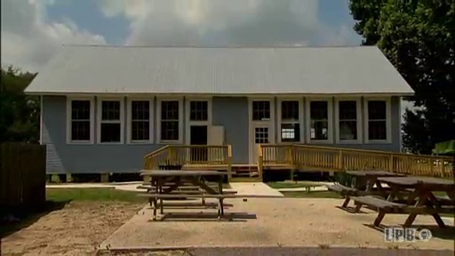 Example of a Rosenwald School