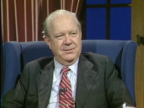 United States Senator Russell Long