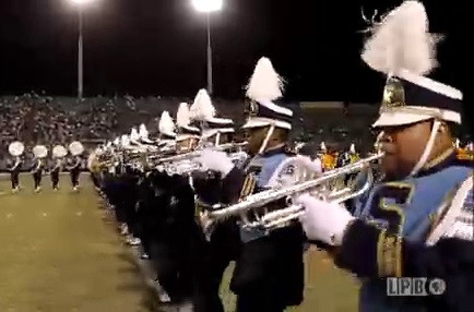 Southern University Marching Band: The Human Jukebox