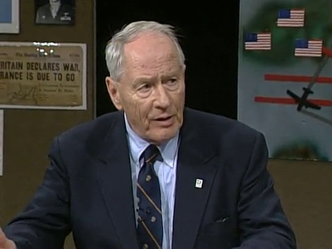World War II Historian Stephen Ambrose