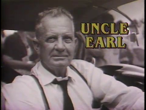 Uncle Earl (Governor Earl K. Long)