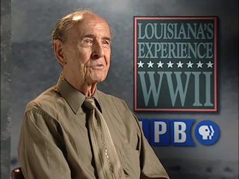 World War II Veteran James Cole