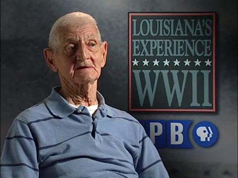 World War II Veteran Luke Falterman