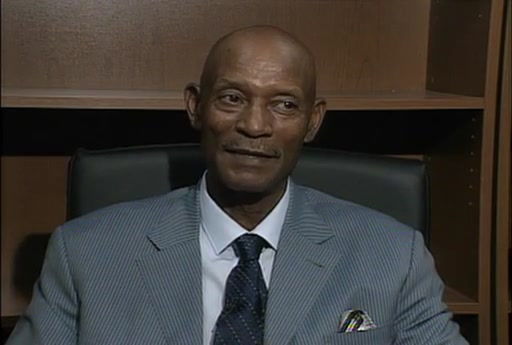 Former Grambling Player Willie Brown