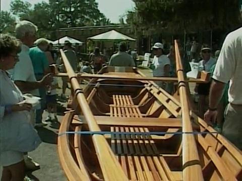 Wooden Boat Festival in Madisonville