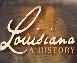 Louisiana: A History Logo