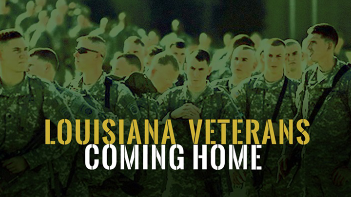 Louisiana Veterans Coming Home